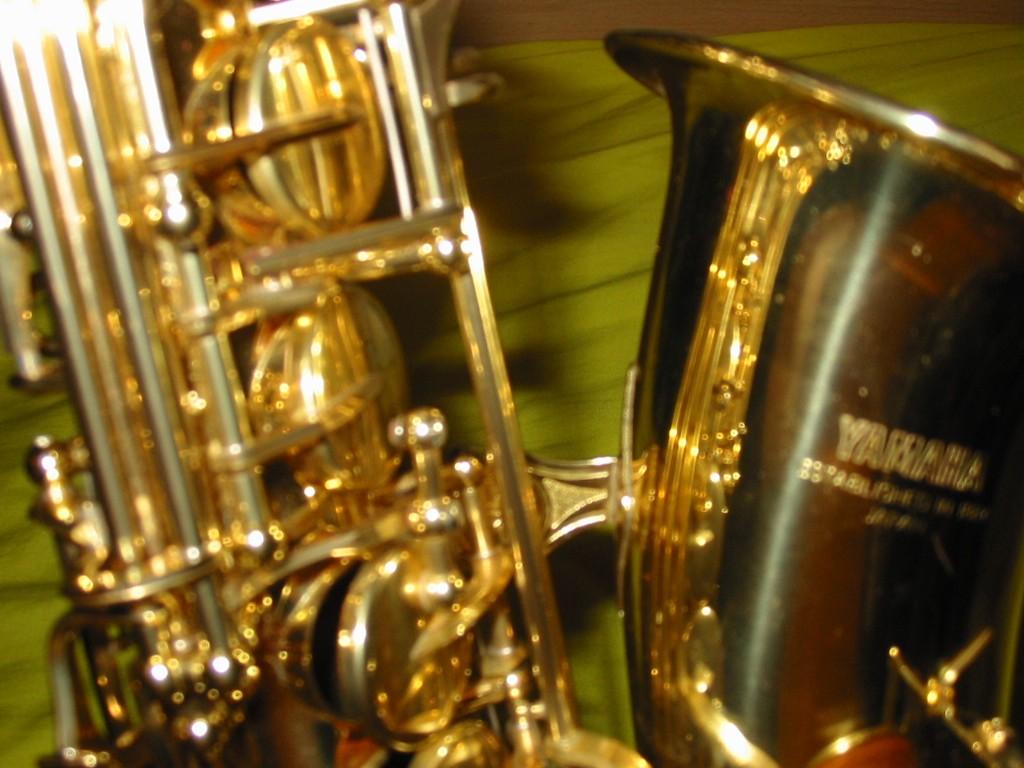 Saksofon królem jazzu